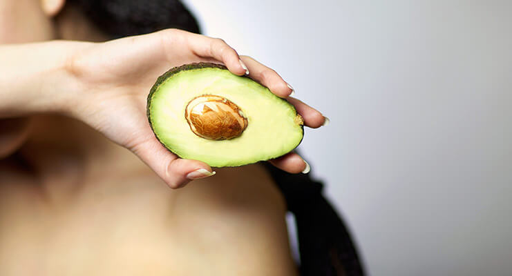 Avocados for Hair