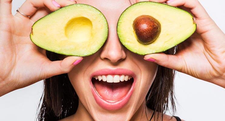 Avocados for Eyes