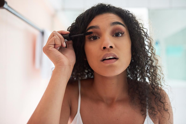 Patch Testing Makeup