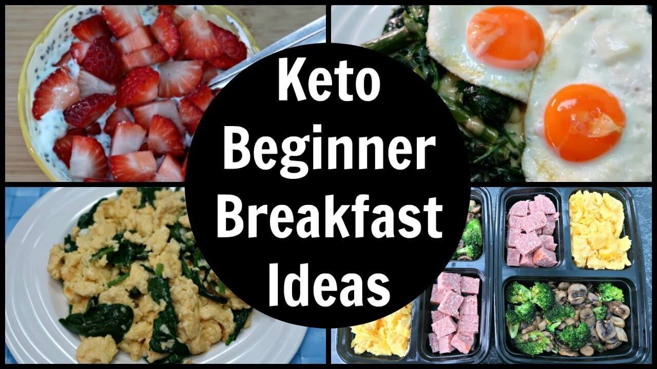 Keto Diet breakfast