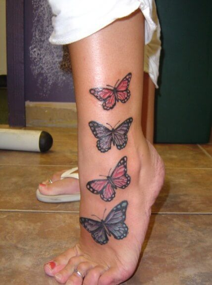 Tattoo Trends for Most Wanted Women
