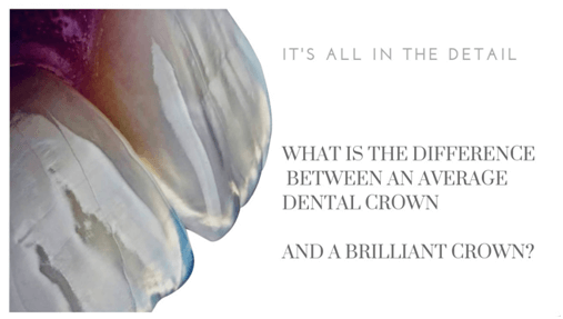 Difference between an ordinary dental crown and a Natural Crown