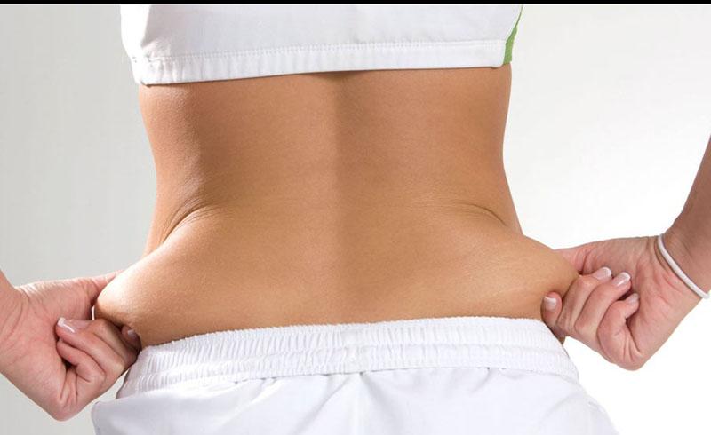 back fat