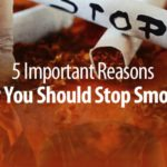 5 Great reasons why you should quit smoking