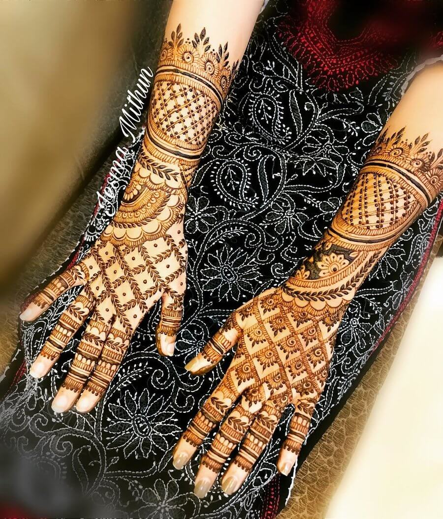 30 Best Mehndi Designs For Back Hands Health Tips Healthy Life Ideas