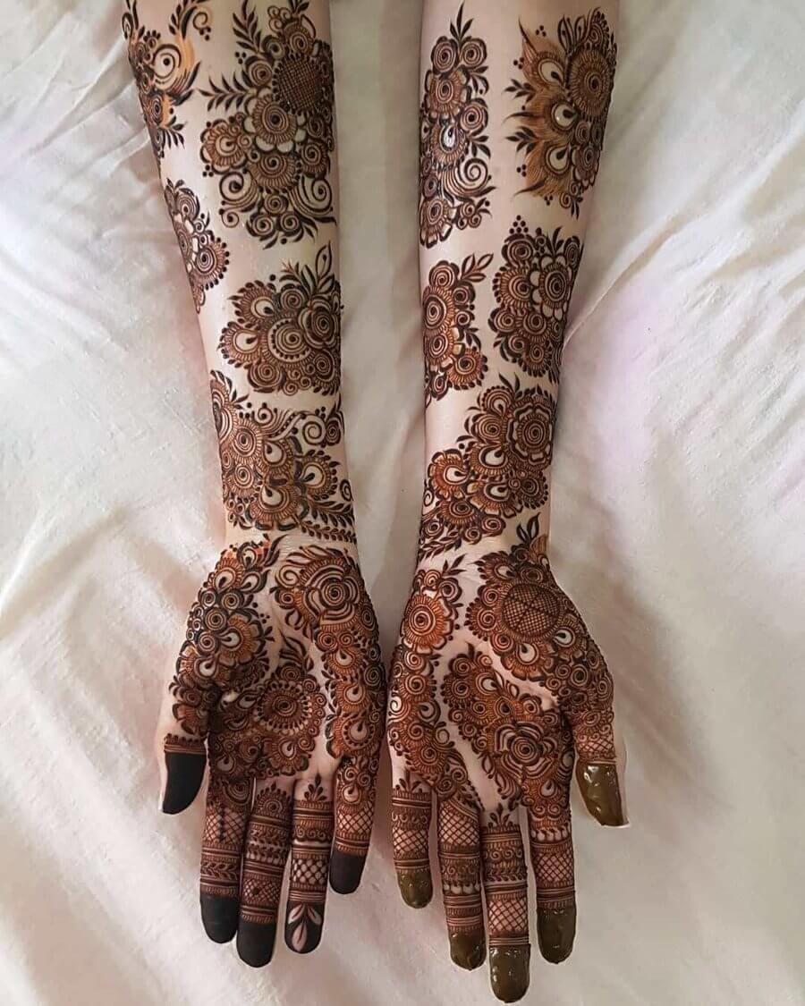 Best Mehndi Designs For Full Hands Beauty Fashion Club