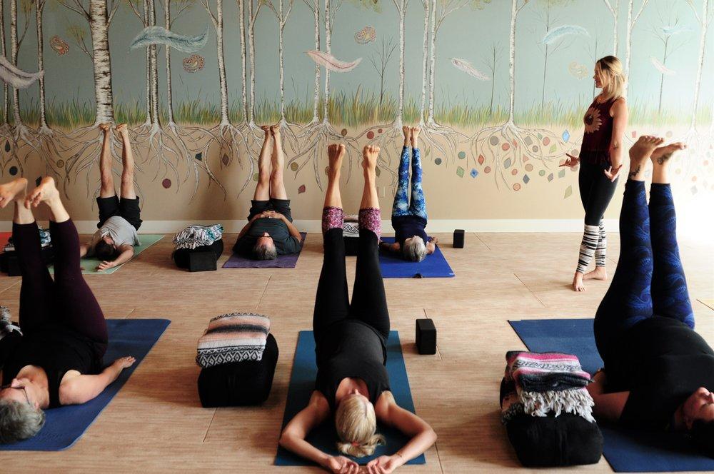 in yoga