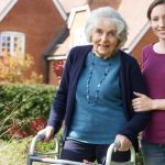 Potential topic: Looking after an older person in their home