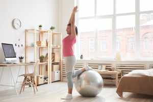 5 Habits to Stay Fit and Healthy at Home