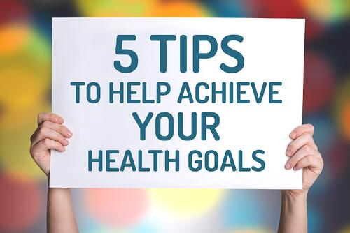 Achieve Health Goals