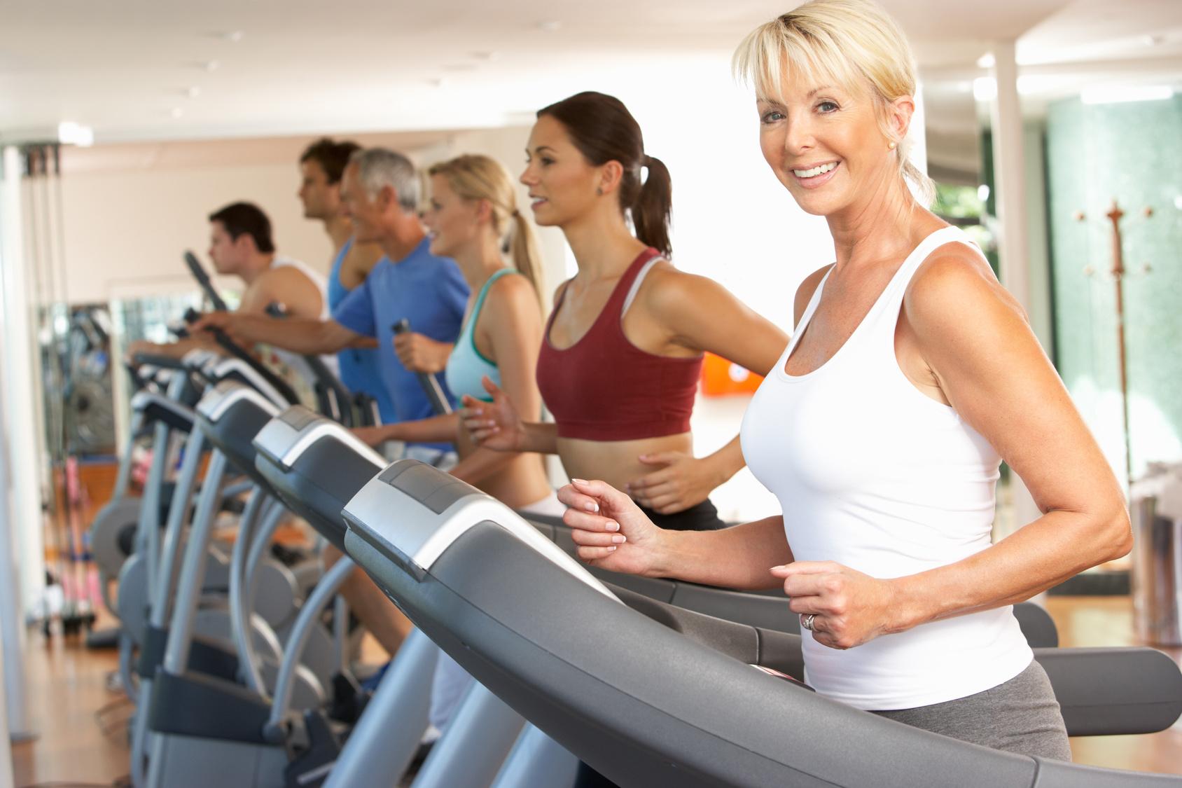 Senior Health and Fitness