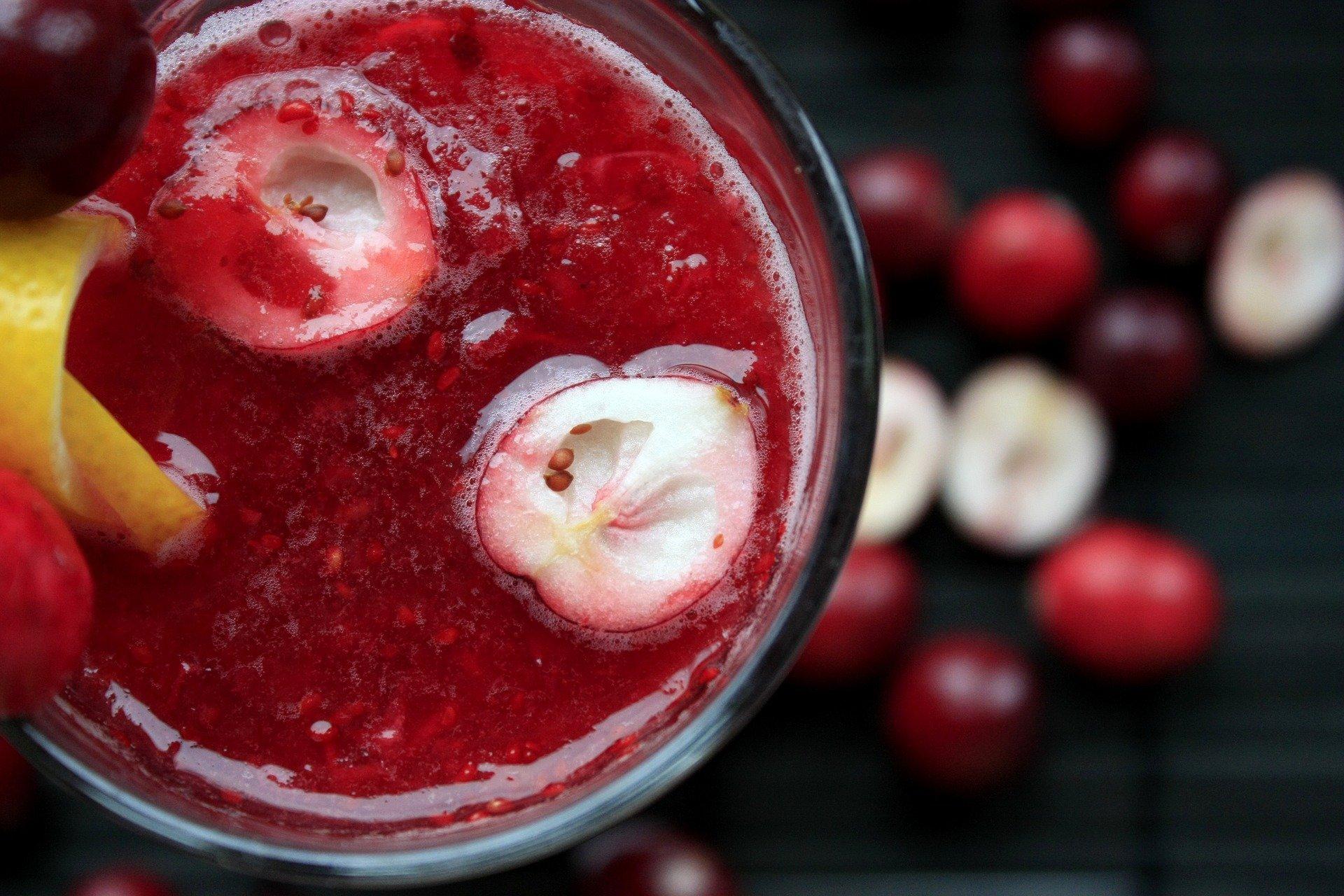 Cranberry Juice Benefits Male