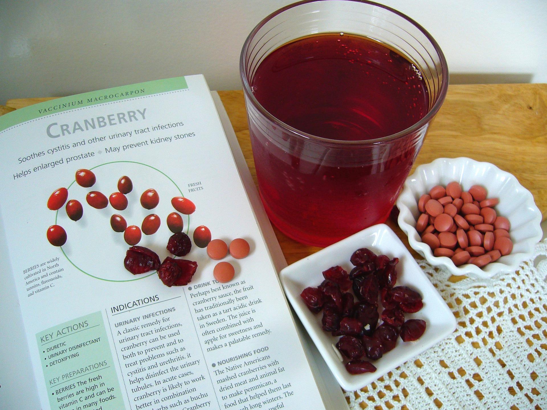 Top 3 Ways Cranberry Juice Benefits Female Sexually